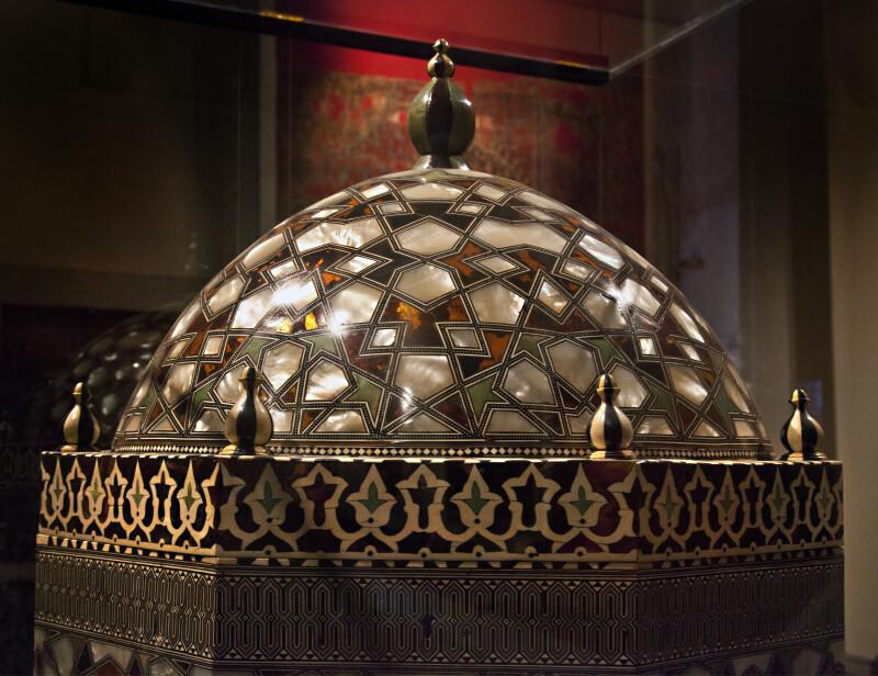 Domed Kuran Box