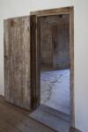 Door Inside the Schumacher House at the San Antonio Botanical Garden