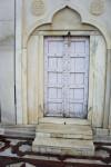 Door on the Taj Mahal