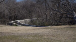 Downhill Flow of the Espada Aqueduct