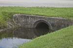 Drainage Ditch in St. Pete