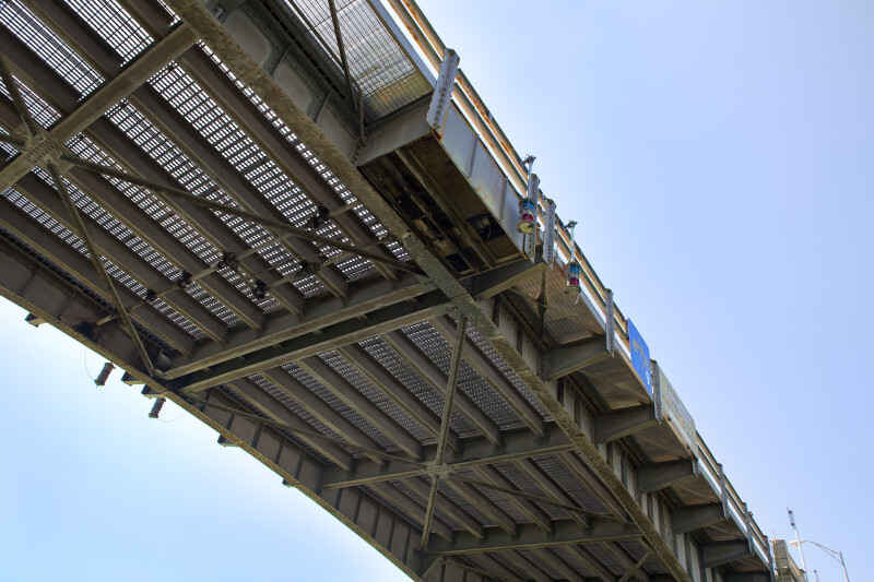 Drawbridge Underside