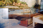 Dugout Canoe on Display at the Timucuan Preserve Visitor Center