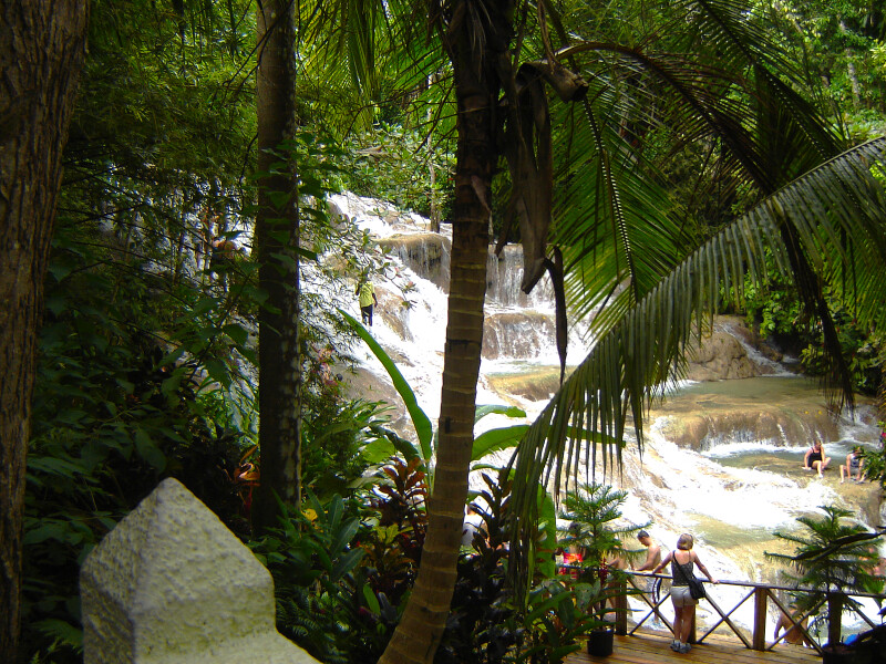Dunn's River Waterfall