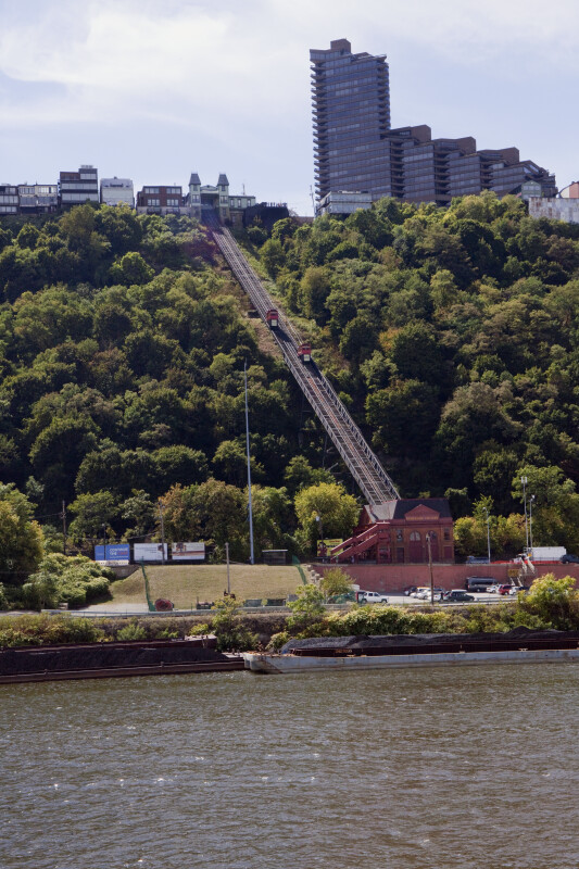 Duquesne Incline on Mount Washington