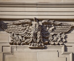 Eagle Relief at Soliders and Sailors' Memorial Hall