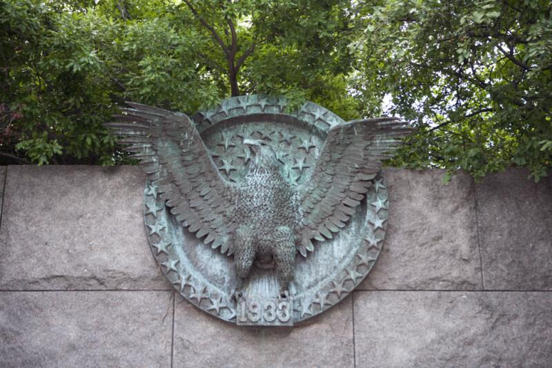 Eagle Seal, 1933