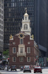 East Balcony, Old State House