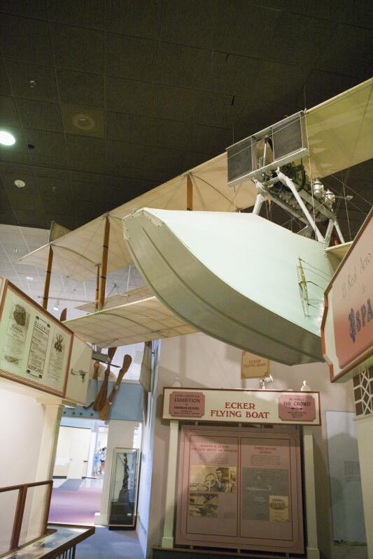 Ecker Flying Boat