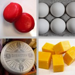Eggs & Dairy Products photographs