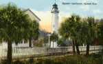 Egmont Lighthouse on Egmont Key