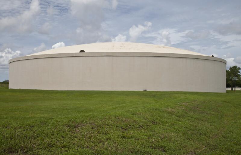 Eight Million Gallon Water Storage Tank