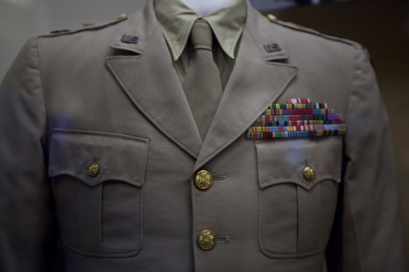 Eisenhower's Summer Uniform