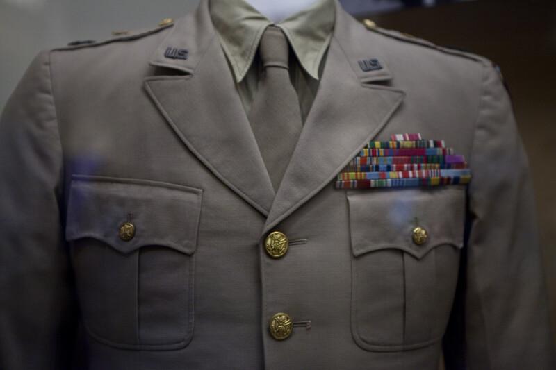 Eisenhower's Summer Uniform
