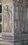 Engravings to the Emperor Constantine