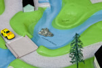 Estuary or Inlet of the Watershed Model