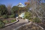 Example of Cottage Gardening at  the San Antonio Botanical Garden