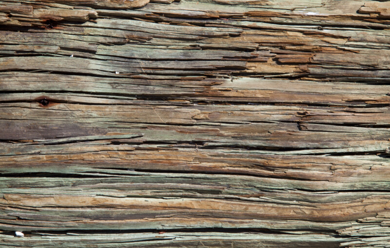 Extremely Splintered Wood