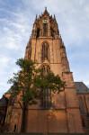 Façade of Frankfurt Dom