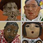 Faces photographs