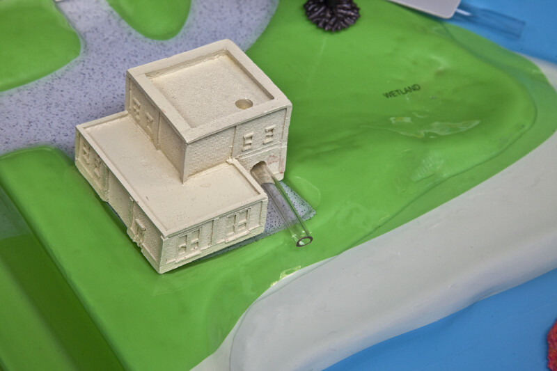 Factory of the Watershed Model