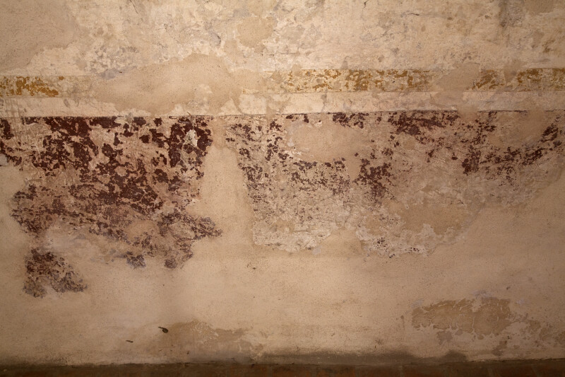 Faded Fresco at Mission Concepción