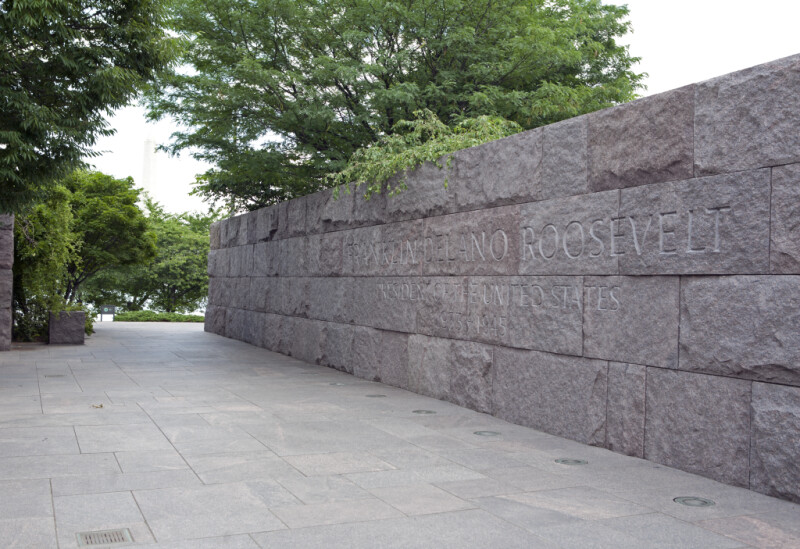 FDR Inscription