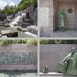 FDR Memorial photographs