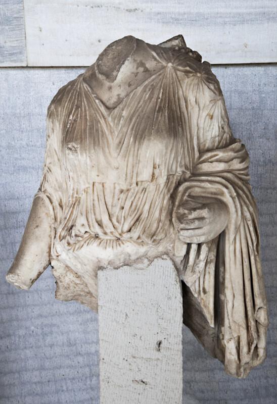 Female Frieze Figure