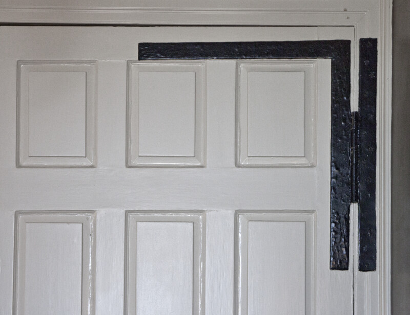 Feneuil Hall Door Frame