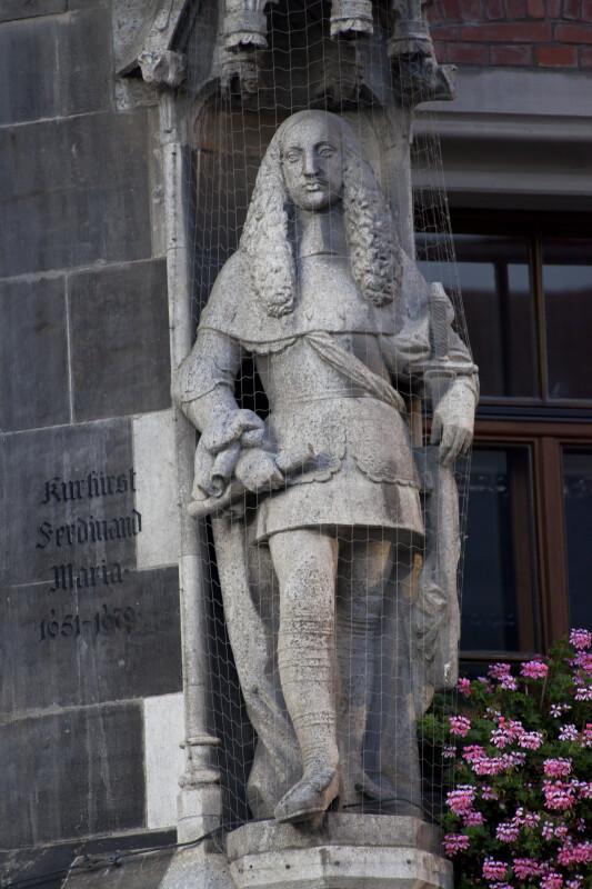 Ferdinand Maria, Prince-Elector of Bavaria
