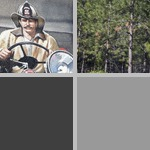 Fire Fighters photographs