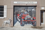 Fire Station Mural