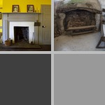 Fireplaces photographs