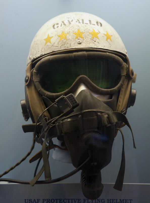 First Advanced Fighter Helmet