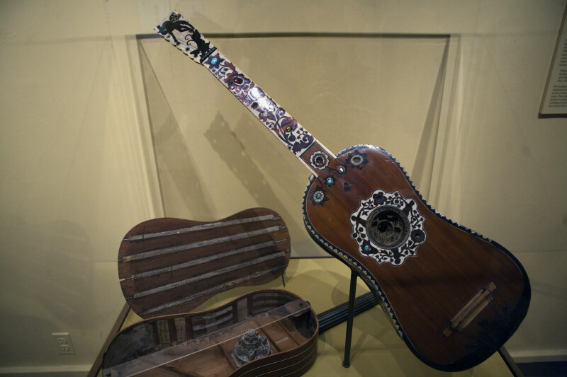 Five-Course Guitar