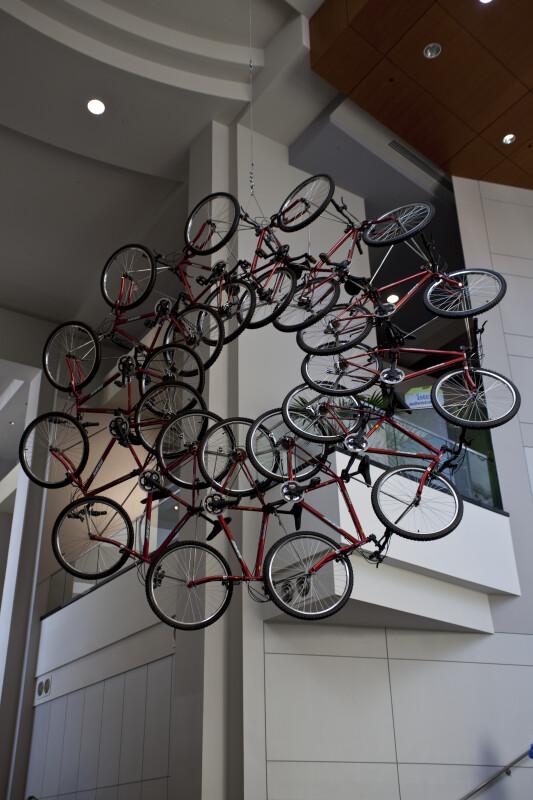 """""""Five Easy Pieces"""" Mountain Bikes"""