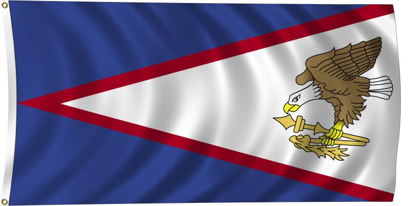 Flag of American Samoa, 2011