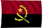 Flag of Angola, 2011