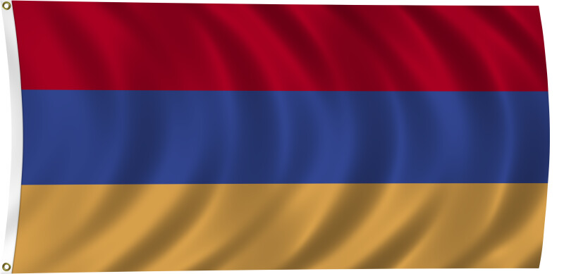 Flag of Armenia, 2011