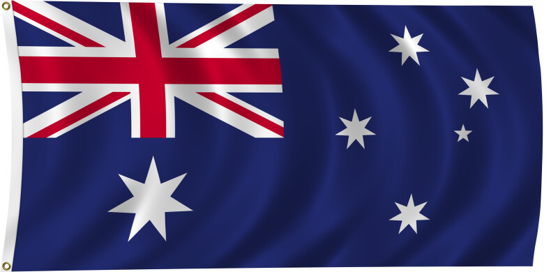 Flag of Australia, 1901-Present