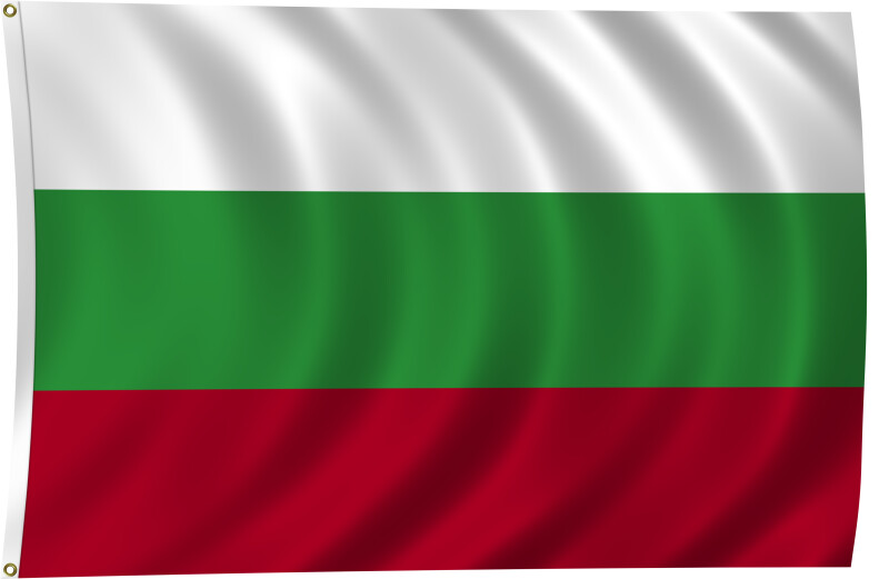 Flag of Bulgaria, 2011