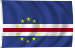 Flag of Cape Verde, 2011
