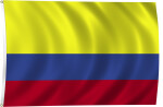 Flag of Colombia, 2011