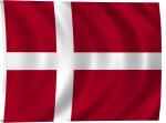 Flag of Denmark, 2011