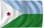 Flag of Djibouti, 2011