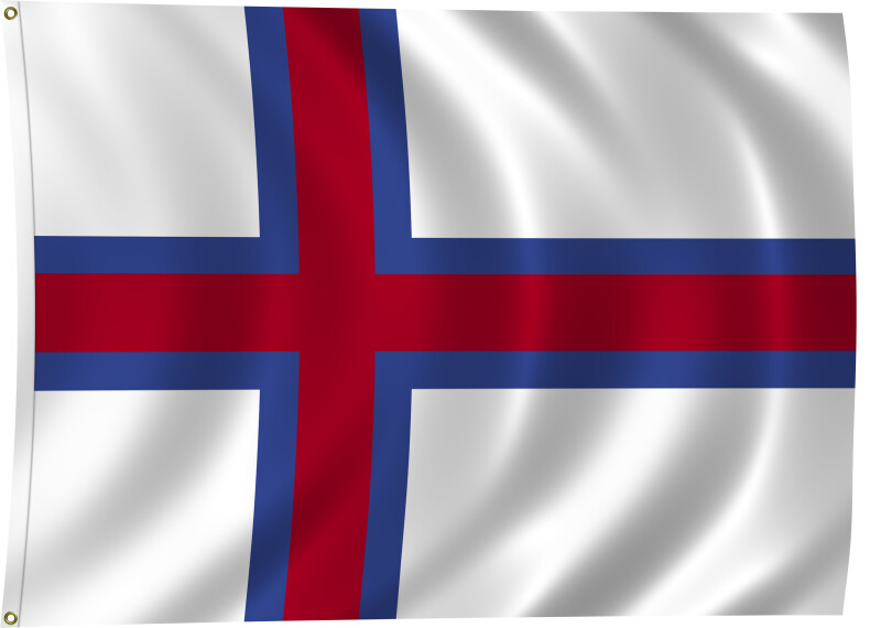 Flag of Faroe Islands, 2011