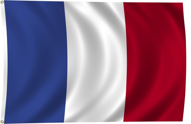 Flag of France, 1794-Present
