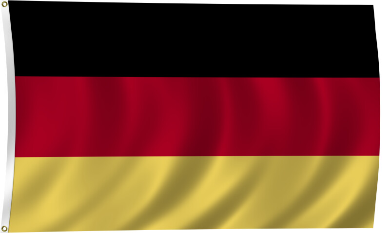 Flag of Germany, 1949-Present