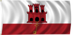 Flag of Gibraltar, 2011